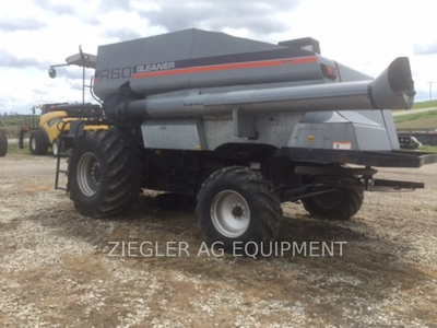 1990 Gleaner R60 Combine Maryville Mo Machinery Pete